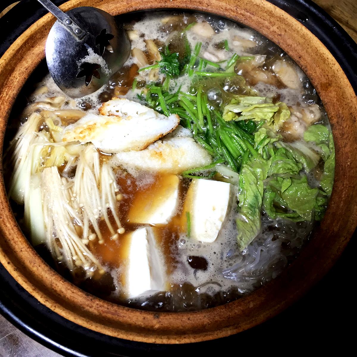 青森生まれが好きな北東北の鍋。